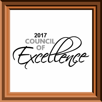 2017 Council of Excellence Award Glendale, WI