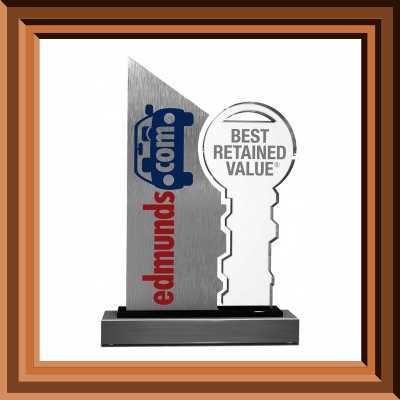Edmunds Best Retained Value Award Glendale, WI