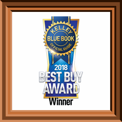 2017 KBB Best Buy Award Glendale, WI