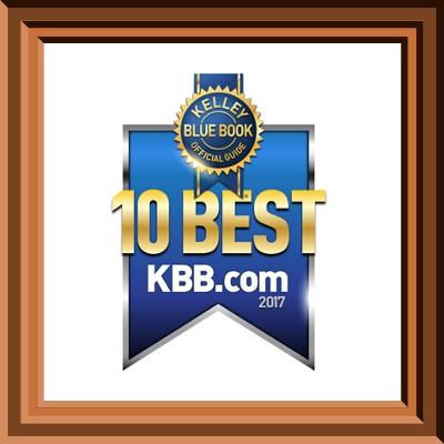 KBB 10 Best Award Glendale, WI