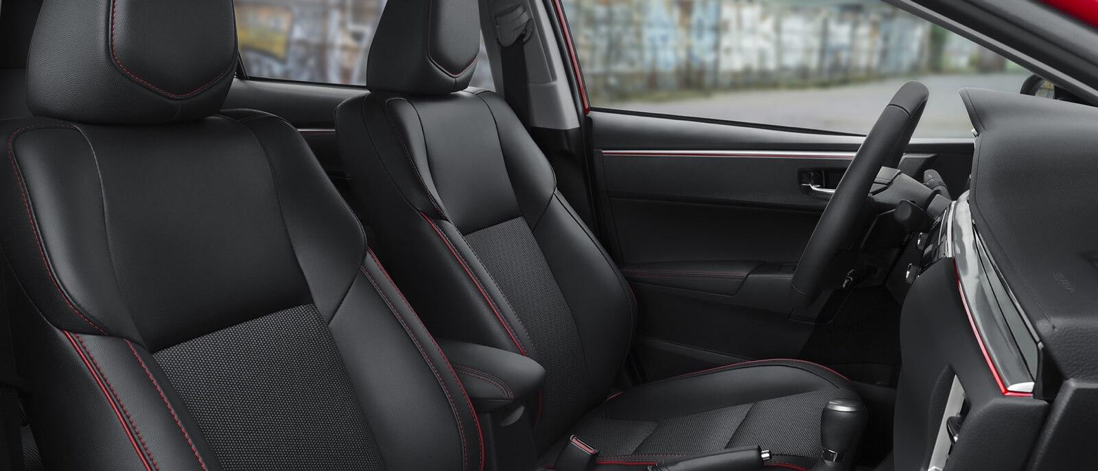 Lovely 2016 Toyota Corolla Interior Seating ...