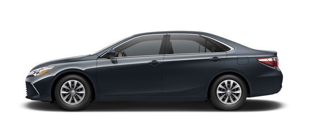 2017 Camry Cosmic Gray Mica