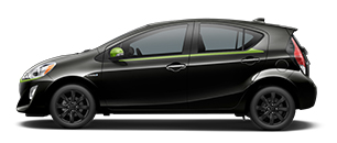 Prius c Persona Series Limited Edition