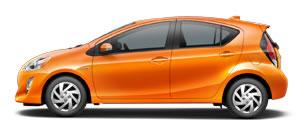 Prius c Three