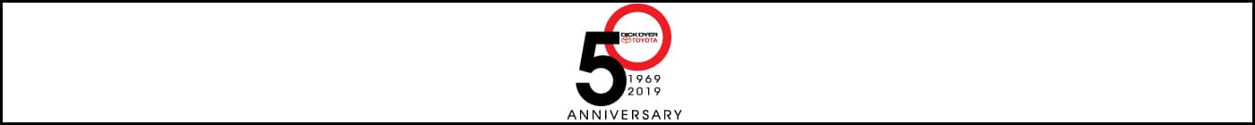 Dick Dyer Toyota 50th Anniversary