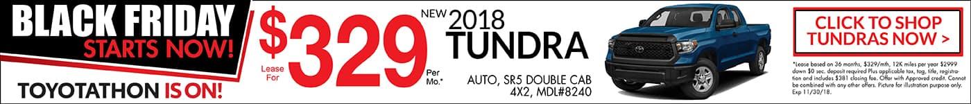 Tundra November Special Toyotathon