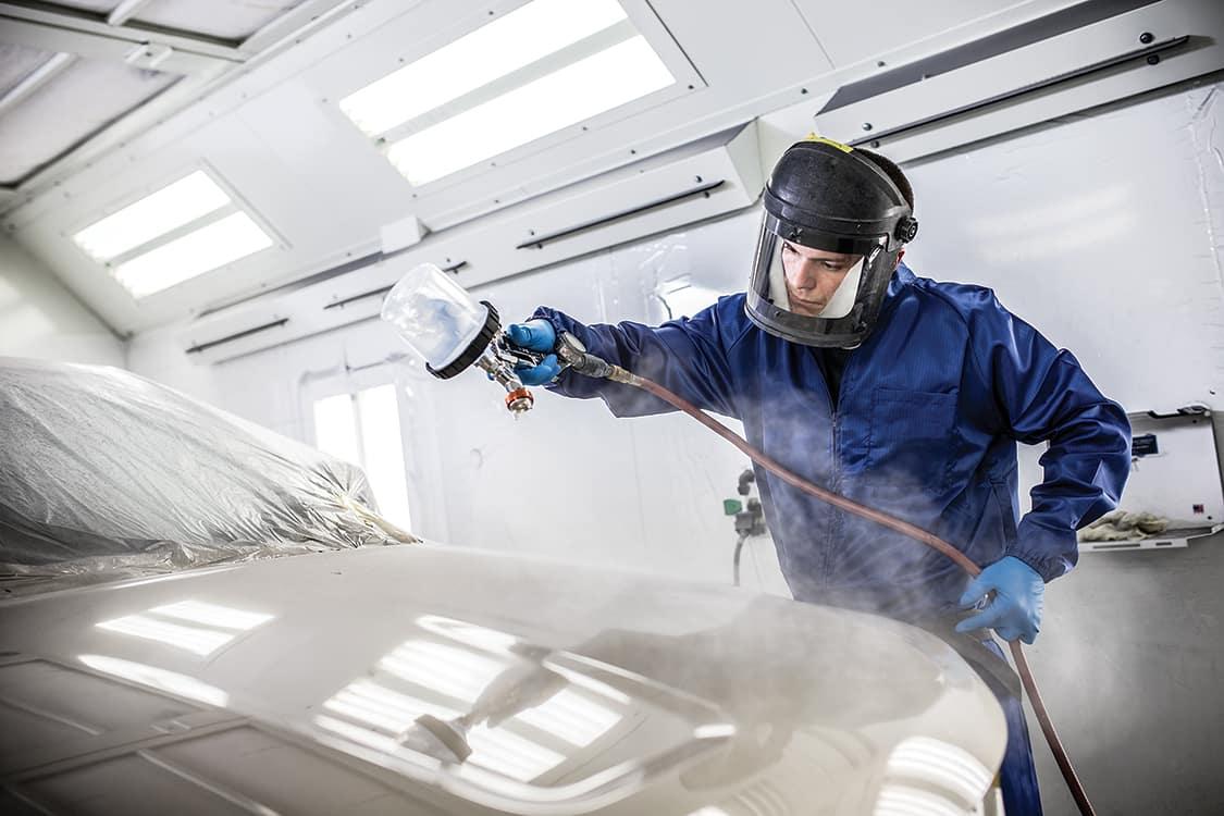 Toyota Columbia Sc >> Auto Body Shop and Car Repair Columbia | Dick Dyer Toyota