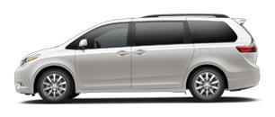 Toyota Sienna Limited