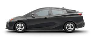 2017 Toyota Prius Gray