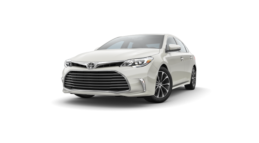 2017 Toyota Avalon White