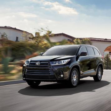 2017 Toyota Highlander | Dick Dyer Toyota