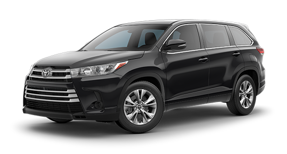 2017 Toyota Highlander| Dick Dyer Toyota