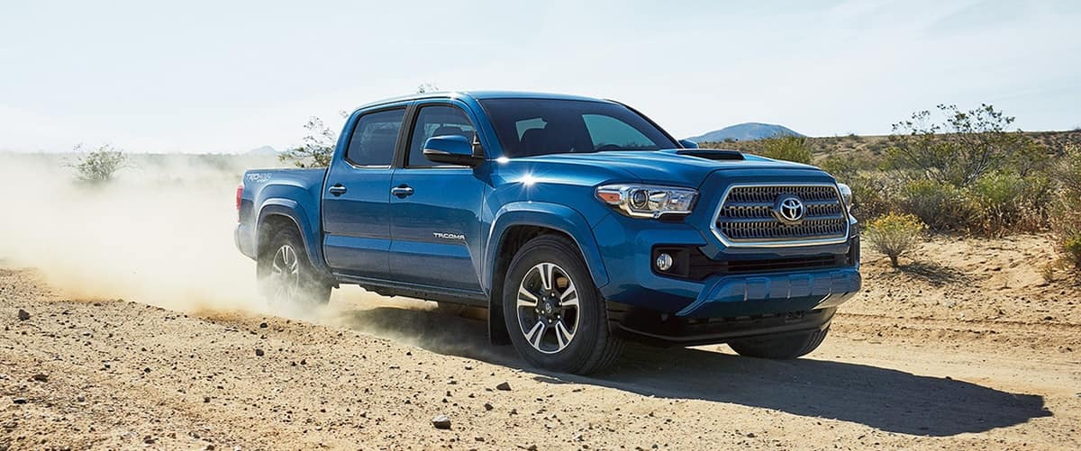 2017 Tacoma at Dick Dyer Toyota