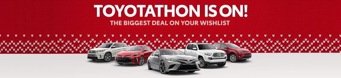 toyotathon north carolina