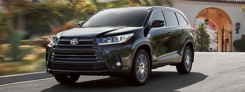 New 2018 Highlander South Carolina
