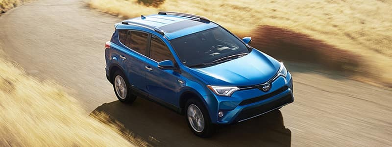 New 2018 RAV4 South Carolina