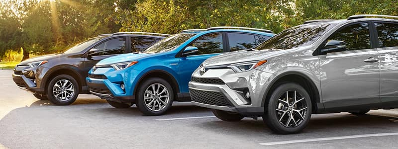 2018 RAV4 South Carolina