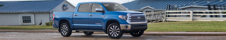 New 2018 Toyota Tundra South Carolina