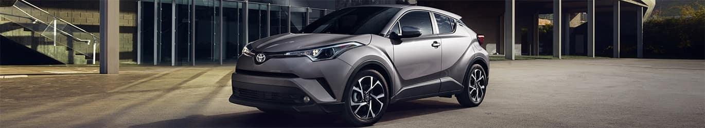 New 2018 Toyota C-HR South Carolina