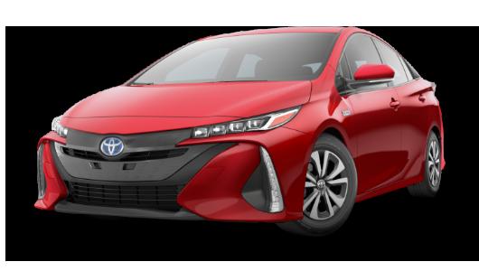 2018 Toyota Sienna Prius Prime Premium