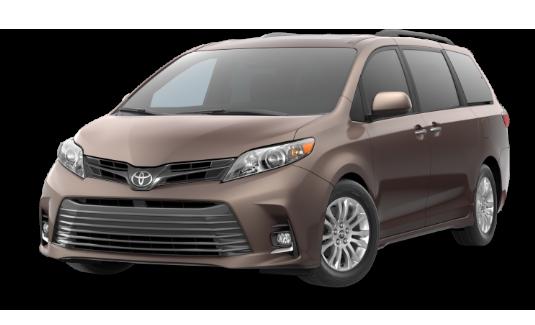 2018 Toyota Sienna XLE (Auto Access Seat)