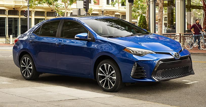New 2019 Corolla Dick Dyer Toyota