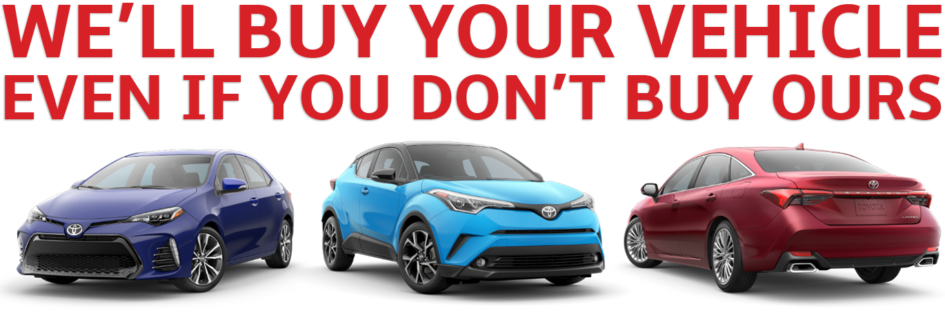 Sell Dick Dyer Toyota Your Car