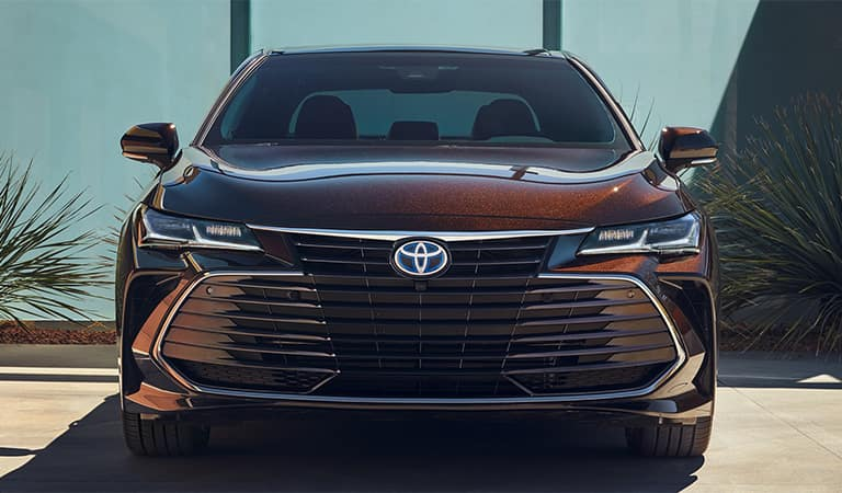 2019 Toyota Avalon Exterior Features