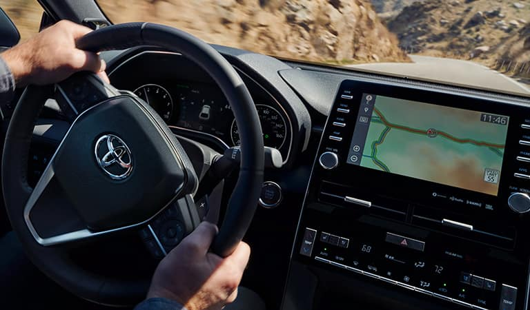 2019 Toyota Avalon Interior Features