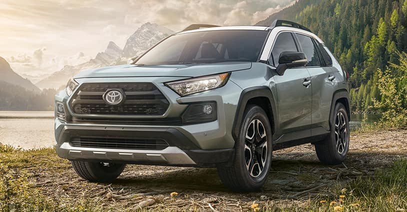 New 2019 RAV4 Dick Dyer Toyota