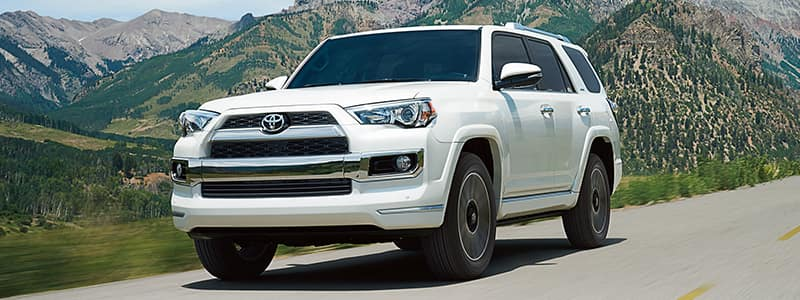 New 2019 Toyota 4Runner Columbia SC