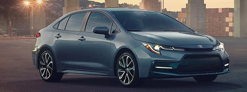 New 2020 Toyota Corolla Columbia SC