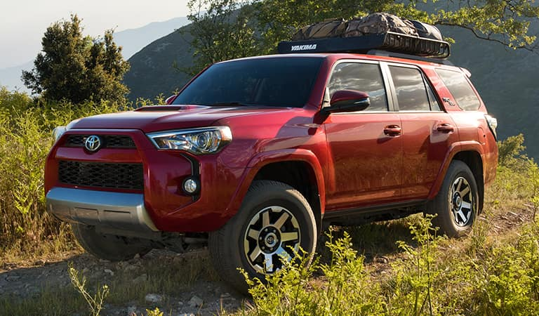 2019 Toyota 4Runner South Carolina
