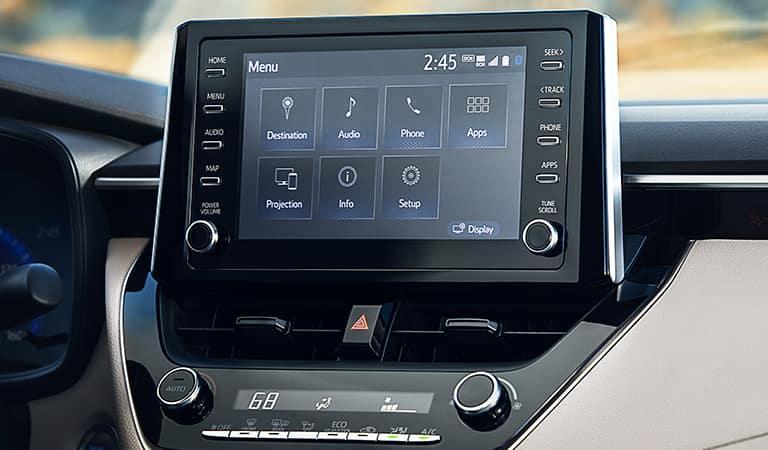 2020 Toyota Corolla South Carolina