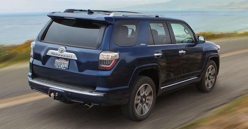 New 2019 4Runner Dick Dyer Toyota