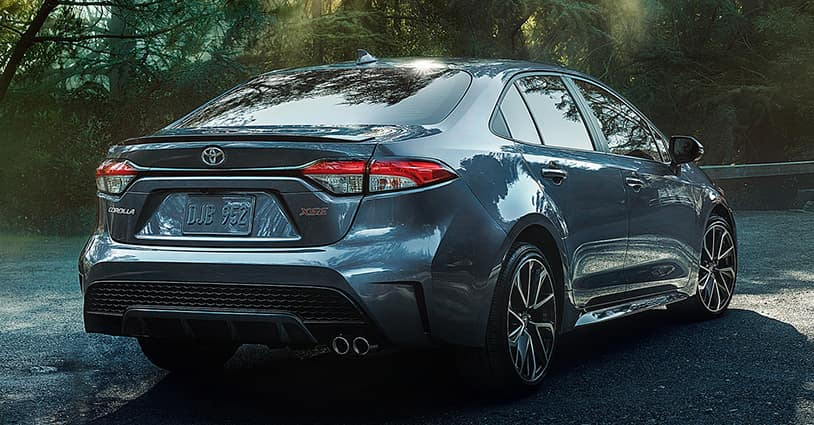 New 2020 Corolla Dick Dyer Toyota