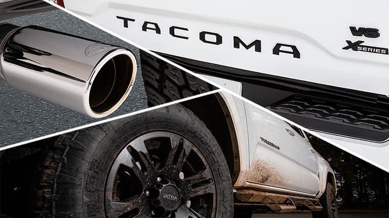 Toyota Tacoma X Series