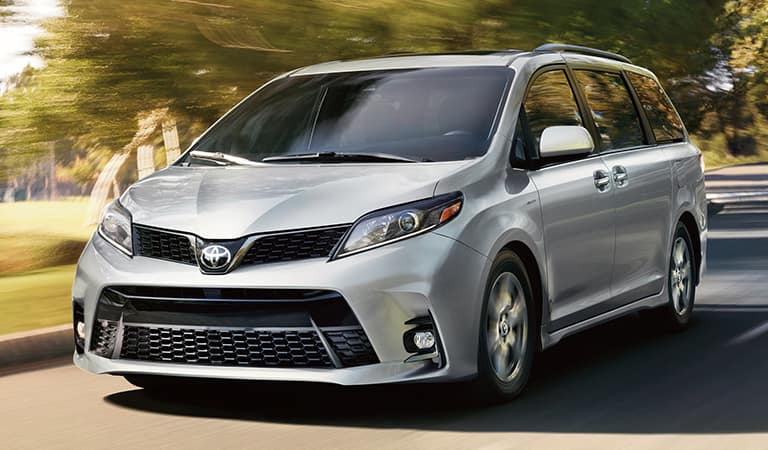 2020 Toyota Sienna South Carolina