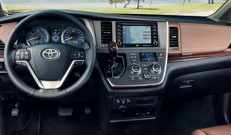 New 2020 Toyota Sienna South Carolina