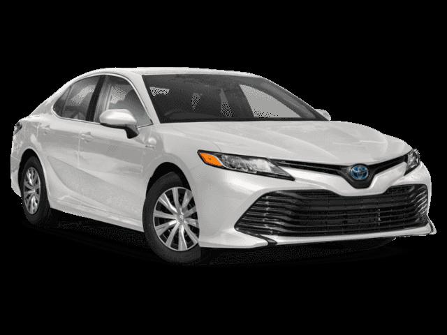 2020 Camry LE Hybrid