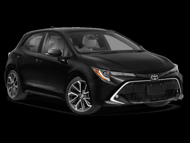 2020 Corolla LE Hatchback