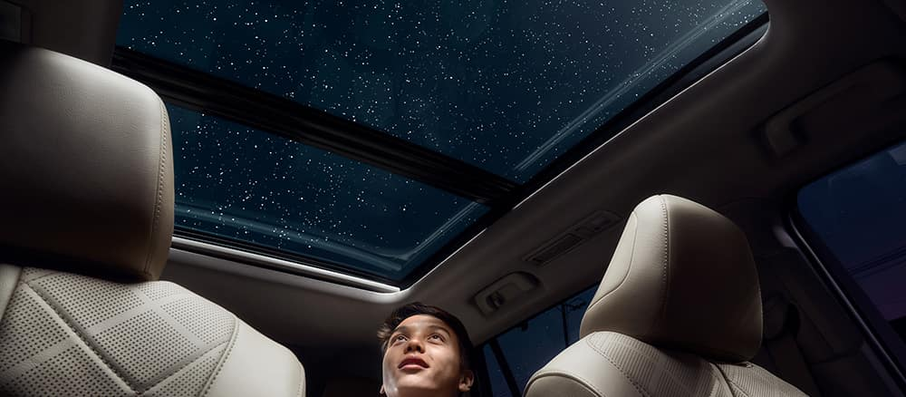 2020 Toyota Highlander Sunroof
