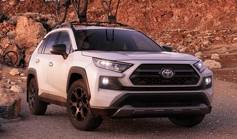 New 2020 Toyota RAV4 Columbia South Carolina