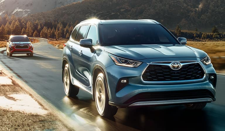New 2020 Toyota Highlander Columbia SC