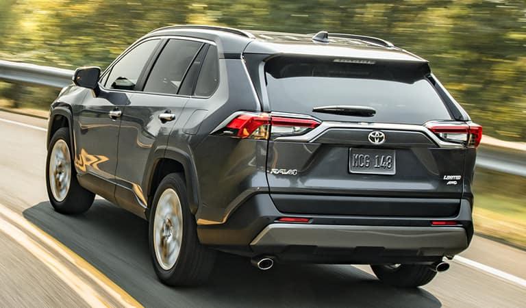 New 2020 Toyota RAV4 Columbia SC
