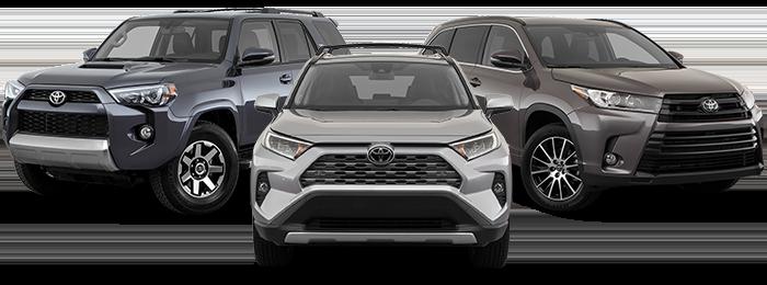 New Suv Models Dick Dyer Toyota Sc Dealership