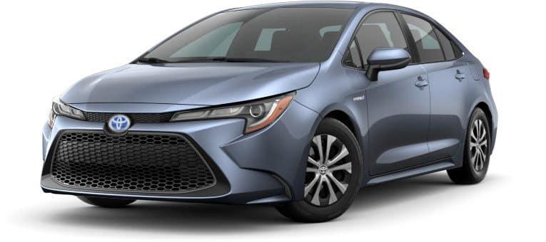 2021 Corolla Hybrid LE