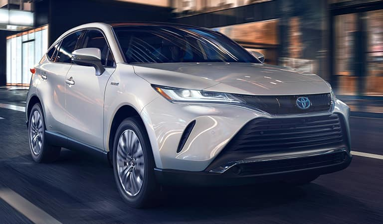 New 2021 Toyota Venza Columbia SC