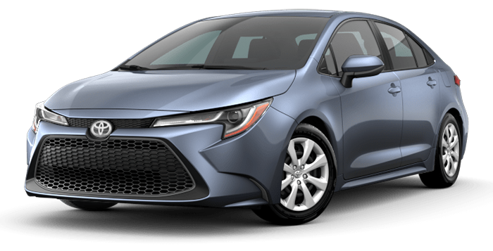 New 2021 Corolla Dick Dyer Toyota