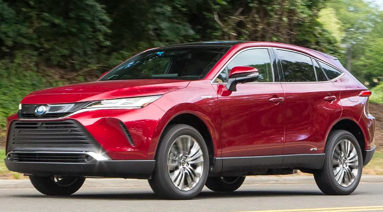 2021 Toyota Venza Features & Review